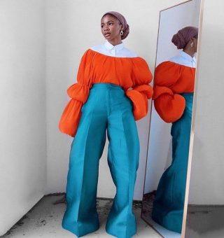 Friday 🥳  📸: @hafymo  #styleinspiration #styleblogger #fashionista #fashiondesigner #pastels #pastelstyles #melaninqueen #melaninrich #modelling #fashionshow #blackfashion #runwaytiktok #frontrowtiktok