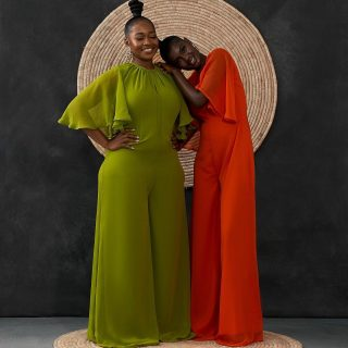 """TNL Designs (@tnldesigns) has released a new collection called Woman of Colour.  The collection is colourful with versatile styles, and their signature """"feel good"""" aura has already made this collection a fan favourite!  """"We made this collection as a reminder to all women of colour, to stand out and turn heads in any room they walk into and to do so wearing colour"""" the brand shares about the collection.  Do you like what you see?  SWIPE  The full look book will be available on the website soon  Credits: Photography:@tosin.akinyemiju Models:@lolar.caramel&@drnkirusalt Makeup:@maryjayblaq Hair: @collinstyling Stylist:@thestyleinfidel Fabric: @fabricstoreng"""